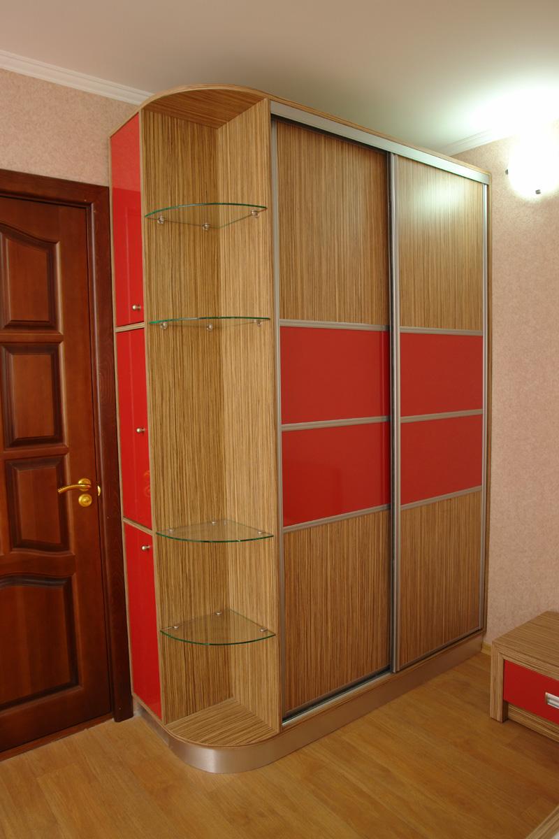 Шкаф-купе 25 - мебель-кухни96.рф.